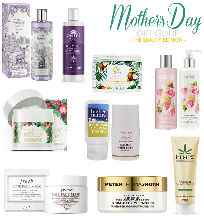 Mother's Day Gift Guide | The Beauty Edition