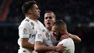 بث مباشر مباراة ريال مدريد وهويسكا اليوم 09/12/2018 الدوري الاسباني علي قناة beIN SPORTS HD3 live
