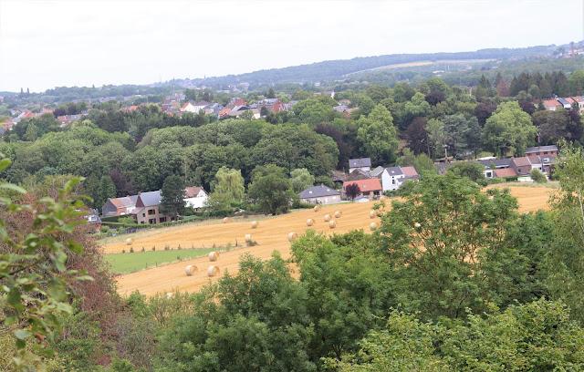 vue sur la commune de Roux