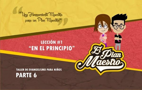 P6 - L1 - EN EL PRINCIPIO - EPM