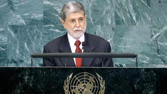BRASIL | Celso Amorim: 'acusações a Lula são muito frágeis'