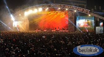 Jadwal Pekan Raya Jakarta