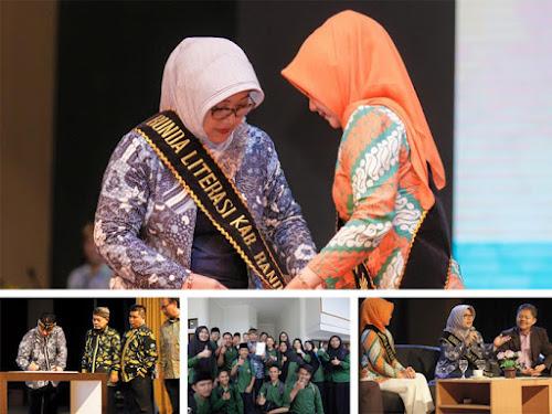 Festival literasi Kabupaten Bandung