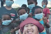 Reni Putri Merliyanti, Dokter Gigi Asal Tangerang, ikuti kegiatan Baksos di Ujung Barat Indonesia dengan Yayasan Indonesian Youth Action (IYA)