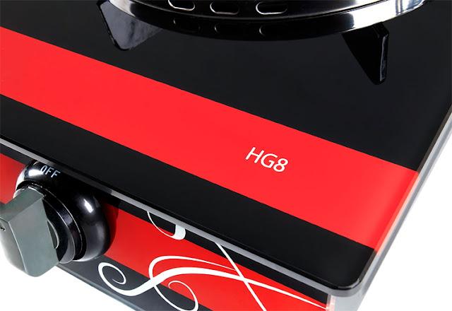 Bếp gas dương TK - HG8