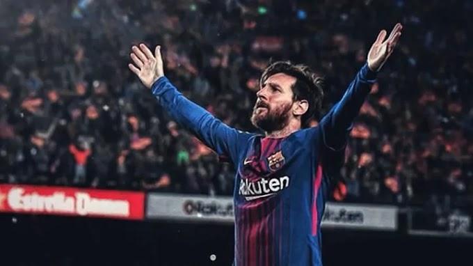 Lionel Messi accepts Cristiano Ronaldo's challenge
