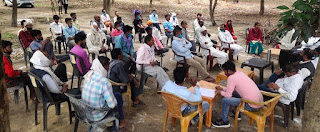 जय हिन्द सेवा संघ की स्थापना बैठक में पदाधिकारियों का हुआ मनोनयन