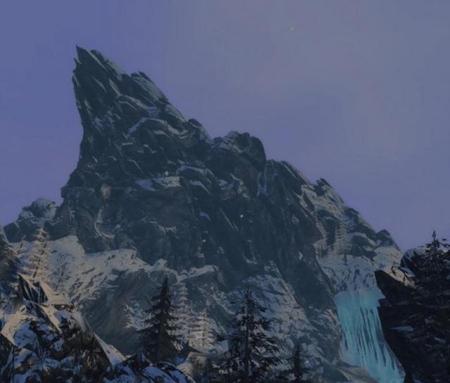 Icespire Peak