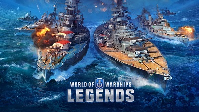 Free to Play World of Warships: Legends
