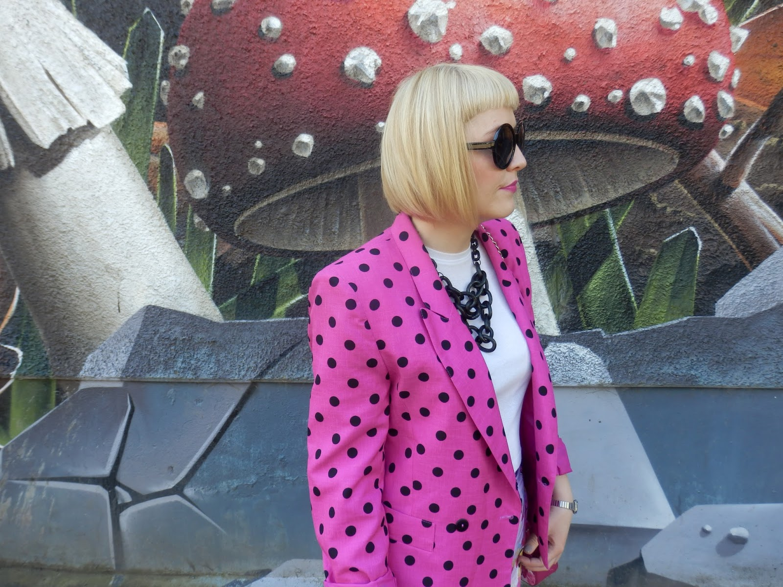 Glasgowfashiongirl - Dotty About Vintage