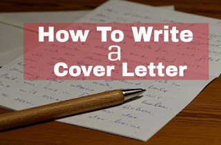 how to write a cover letter with examples