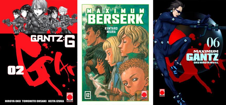 Novedades Panini Comics mayo 2019: manga seinen