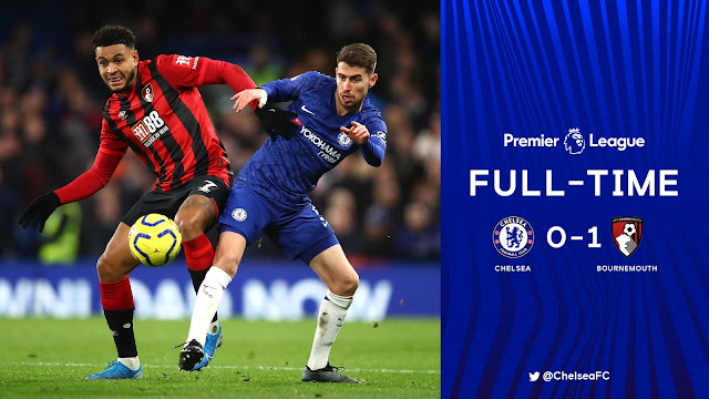 Chelsea 0-1 Bournemouth, Gosling Goal Cost The Blues Another Shocking Loss