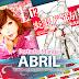📌 Portadas Manga Alusivas de Abril ⚡ ¡Quédate en casa! 🧼👐