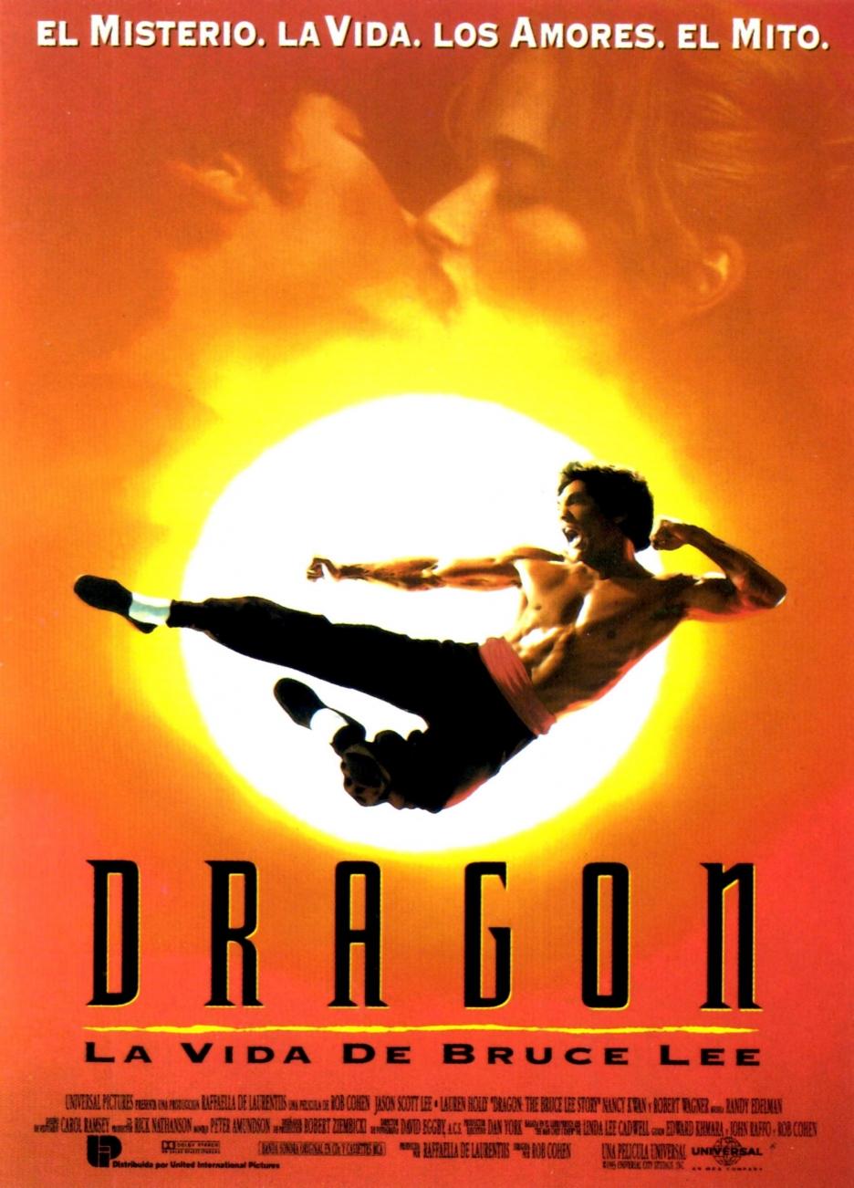 Dragon The Bruce Lee Story (1993) เรื่องราวชีวิตจริงของ บรู๊ซ ลี (ซับไทย)