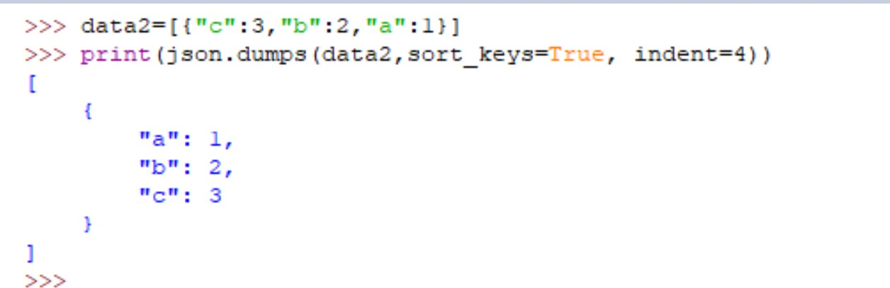 HodentekHelp: How do you convert from Python to JSON in