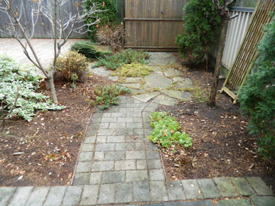 Toronto Oakwood Vaughan Backyard Fall Cleanup After by Paul Jung Gardening Services--a Toronto Gardening Company