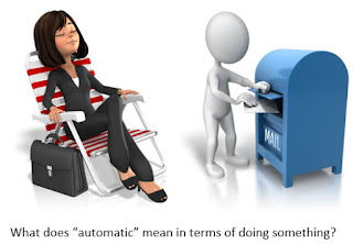 Some Tax Terms Create Confusion, Such as  Automatic