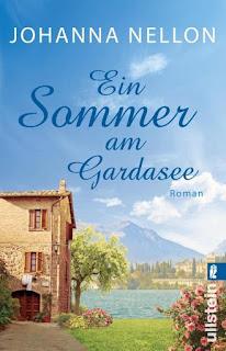 Ein Sommer am Gardasee ; Johanna Nellon ; Ullstein