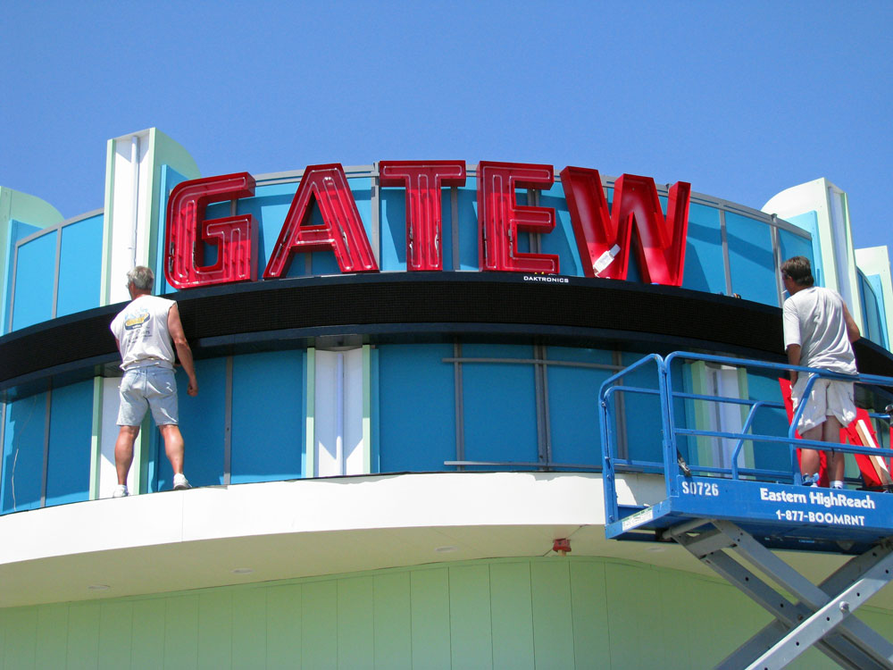 Gateway 26 casino and arcade
