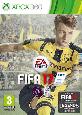 FIFA 17 Narração PT-BR (LT 3.0) Xbox 360 Torrent