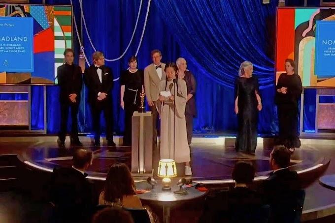 Oscars Ratings Viewership Dropped To All-Time Low : アカデミー賞 授賞式の放送は継続できるのか ? !、オスカー史上最も誰も観ていない映画の「ノーマッドランド」が作品賞含め3冠の第93回の視聴者の数が激減した史上最低のワースト記録 ! !