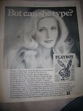 Playboy playmates, Anissa Holmes and Lana Tailor, like to