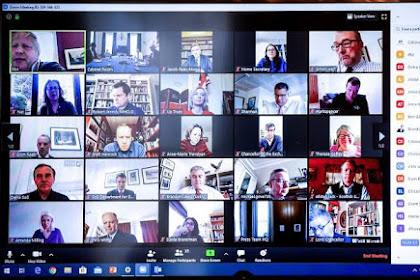 Cara Mencegah Kuota Boros Saat Konferensi Video