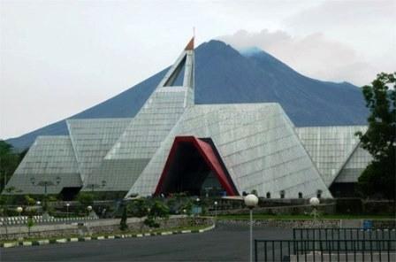 Wisata Museum Gunung Api Merapi Yogyakarta