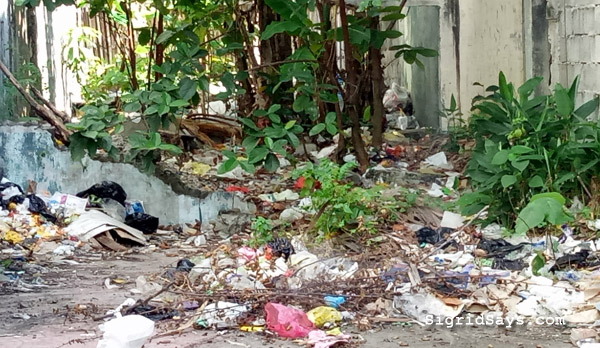 Bacolod garbage - Bacolod floods - materials recovery facility - Baha sa Bacolod