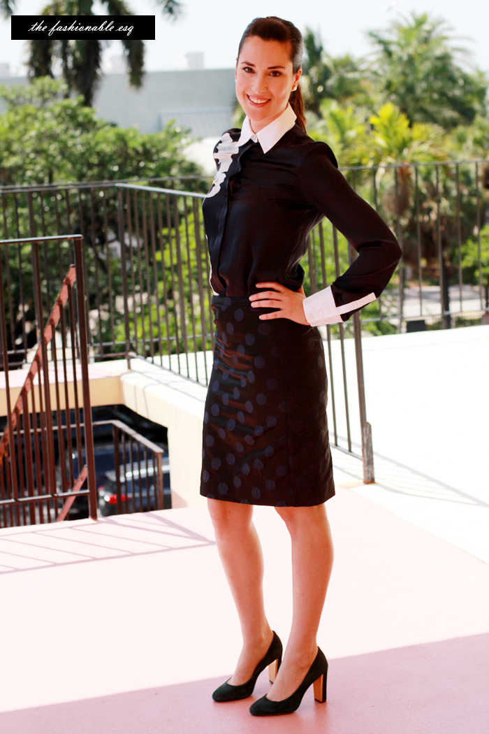 workwear miami fashion blogger