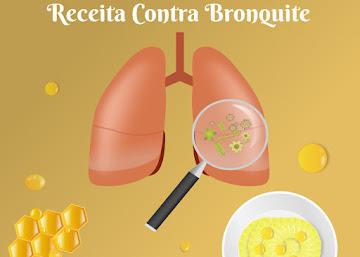 Receita Contra Bronquite: Xarope de Abacaxi com Mel - sem ferver o mel