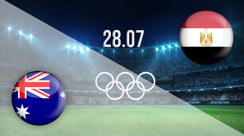 مباراة مصر واستراليا اليوم