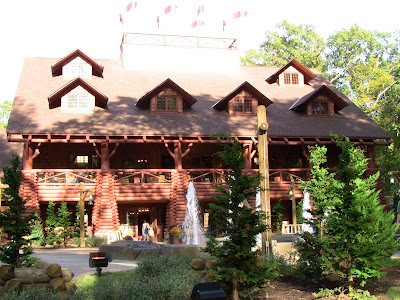 The Memphis Zoo - Teton Trek Building Photo by Sylvestermouse