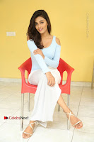 Anisha Ambrose Latest Pos Skirt at Fashion Designer Son of Ladies Tailor Movie Interview .COM 0913.JPG
