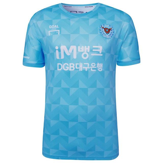 Daegu FC 2021 Kits