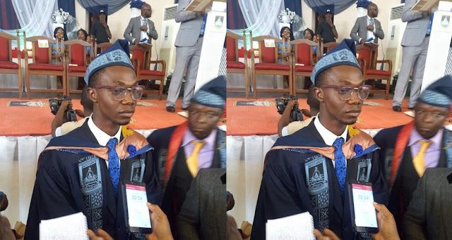 Governor Ambode Offers LASU Best Graduating Student N5M, Scholarship