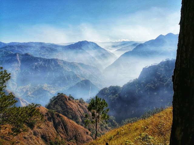 Nothing Like IT Bakun Benguet Landscapes