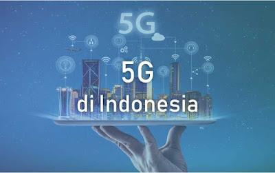 Kesiapan Jaringan 5G di Indonesia