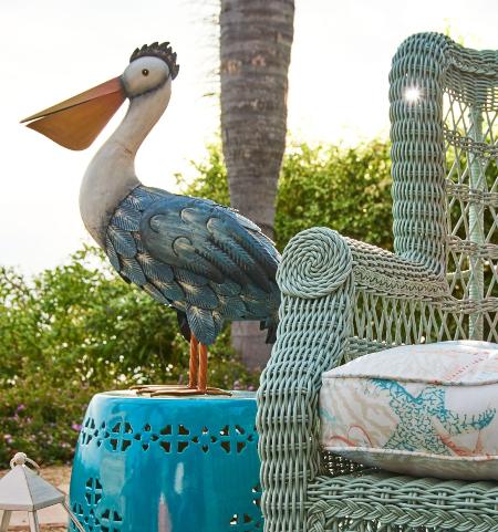 Coastal Garden Statues