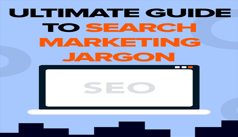 The ultimate guide to search marketing jargon #infographic