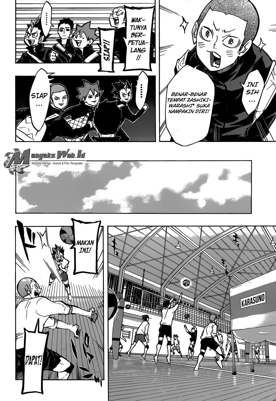 Haikyuu Chapter 230-5