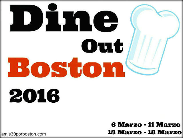 Dine Out Boston Marzo 2016