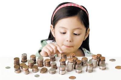 3 Cara Mendidik Anak Agar Tidak Boros