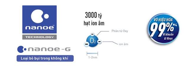 Điều hòa panasonic CU/CS-U9VKH-8