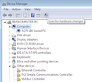 Cara mengatur kecerahan layar Komputer Windows 7