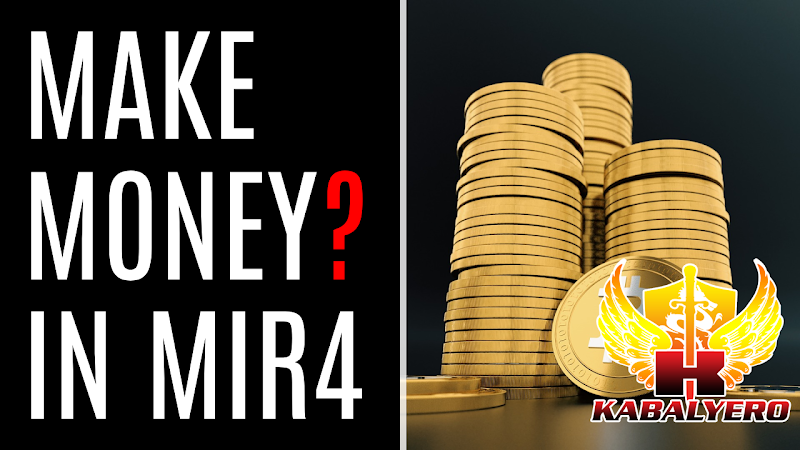 Mir4 - Can You Really Make Money Playing Mir4? (Gaming / Play To Earn / Crypto)