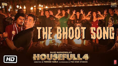 Bhoot-song-lyrics-housefull4