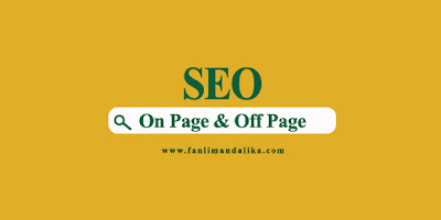 apa perbedaan SEO On Page dan SEO Off Page