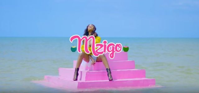 Queen Kalindo Ft. Country Boy - Mzigo Video